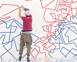 Motiv: Motiv: Künstlergruppe Tape That